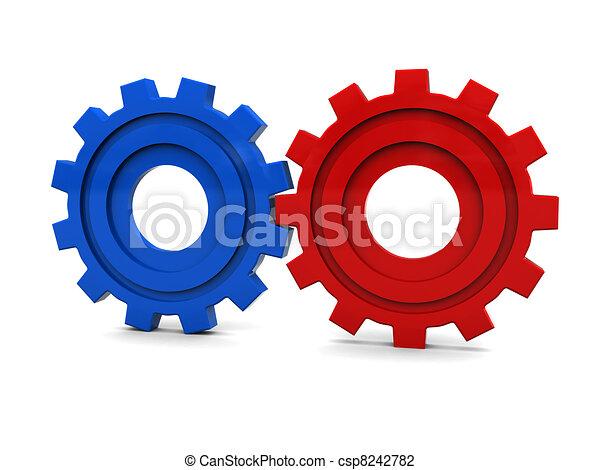 gear wheels - csp8242782