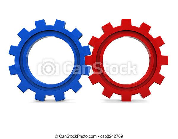 gear wheels - csp8242769