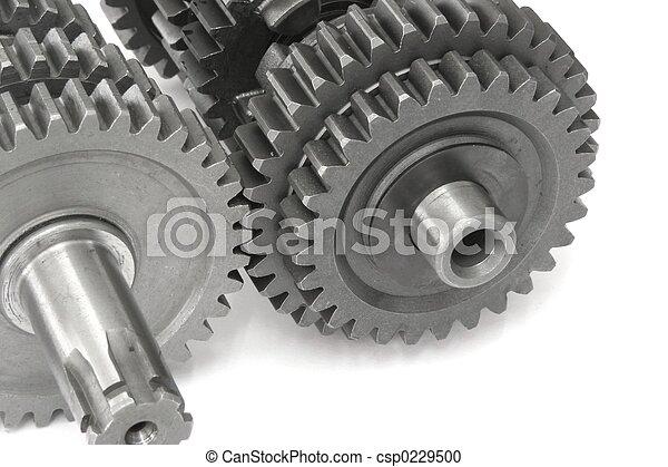 Gears #7 - csp0229500