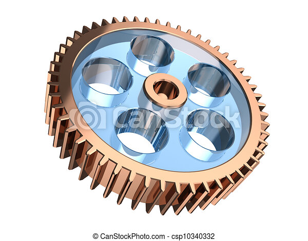 Gears - csp10340332