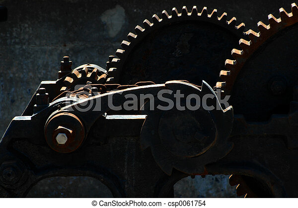 Gears for the lift - csp0061754