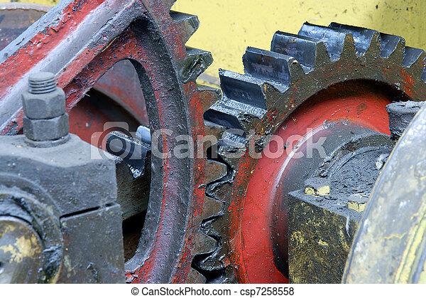 Gears - csp7258558