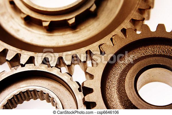 Gears - csp6646106