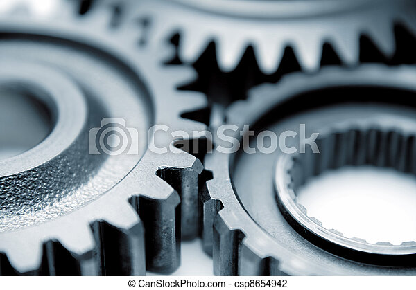 Gears - csp8654942