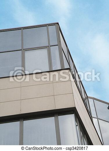 Geschäftsgebäude - csp3420817
