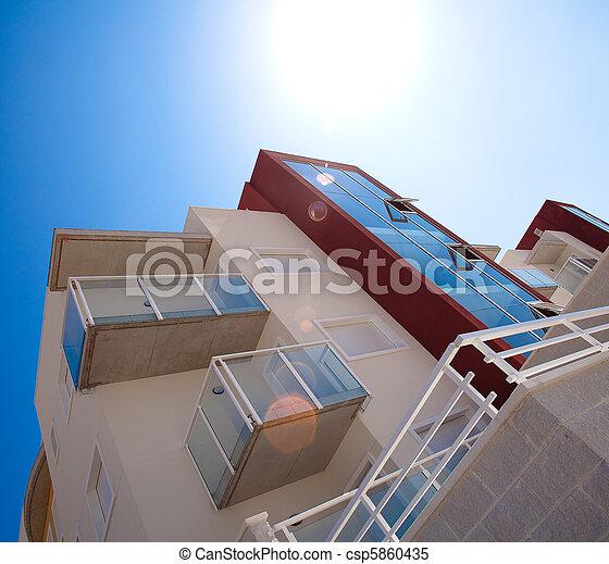 Gebäude - csp5860435