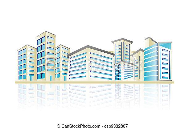 gebouw - csp9332807
