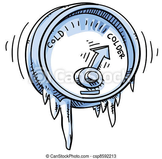 gelado, temperatura - csp8592213
