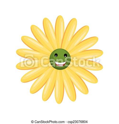Mit blumenstrauß smiley ジ Japanese