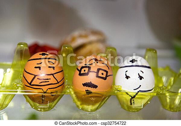 Kühlschrank Ei : Gemalt eier kühlschrank doktor gemalt eier rissig ei