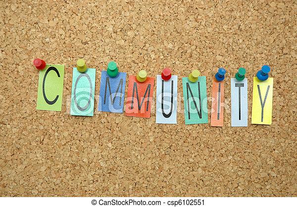 gemeenschap - csp6102551