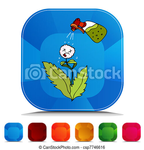 Gemstone Button Set - csp7746616