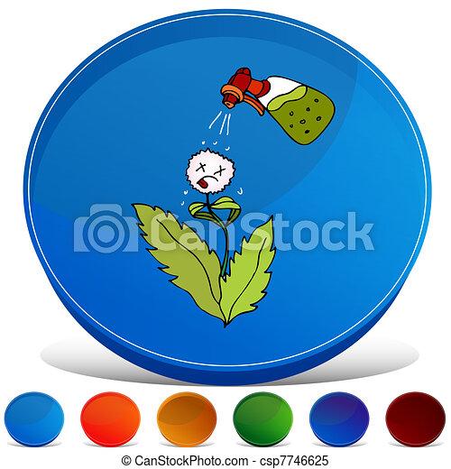 Gemstone Button Set - csp7746625