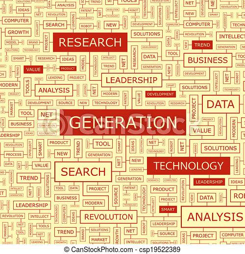 GENERATION - csp19522389