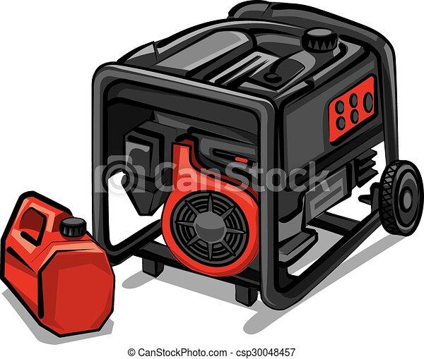 generator - csp30048457