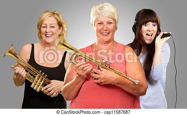 Musik Frauen