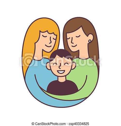 famiglia cartone animato video di sesso