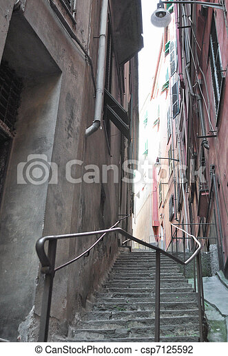 Genoa Caruggio - csp7125592