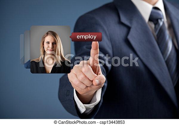genre, égalité, ressources humaines - csp13443853