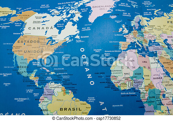 Geographical Map Of America.Geographic Map Geographical Map Of America And Europe