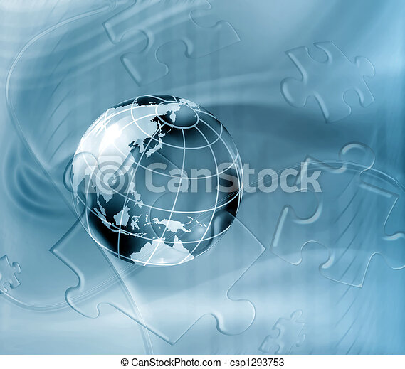 Geography  background - csp1293753