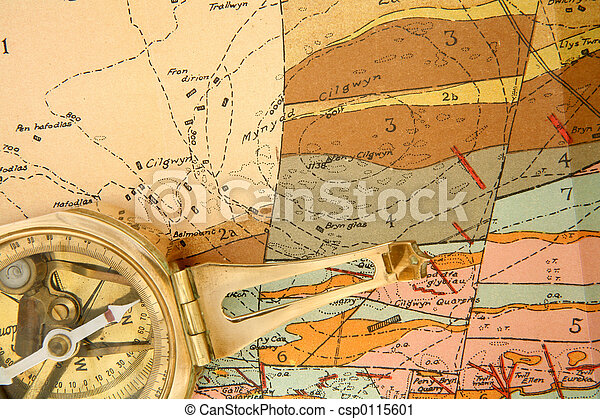 Geological mapping - csp0115601