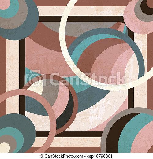 geometric background - csp16798861