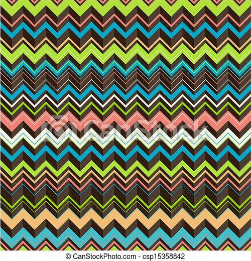 Geometric pattern - csp15358842