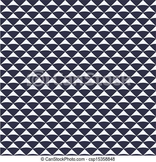 Geometric pattern - csp15358848