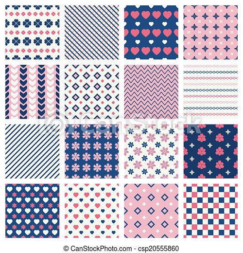 Geometric patterns - csp20555860
