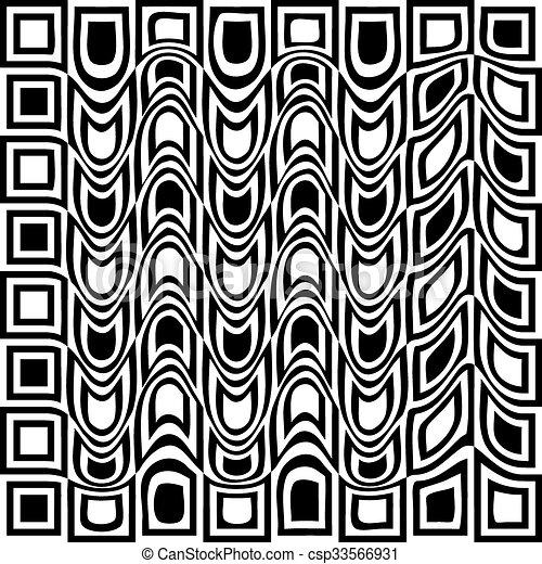 Geometric seamless pattern.  - csp33566931