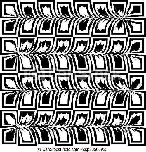 Geometric seamless pattern.  - csp33566935