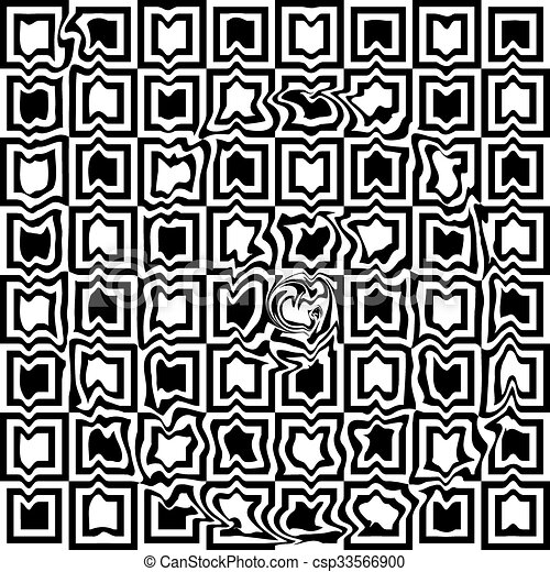 Geometric seamless pattern.  - csp33566900