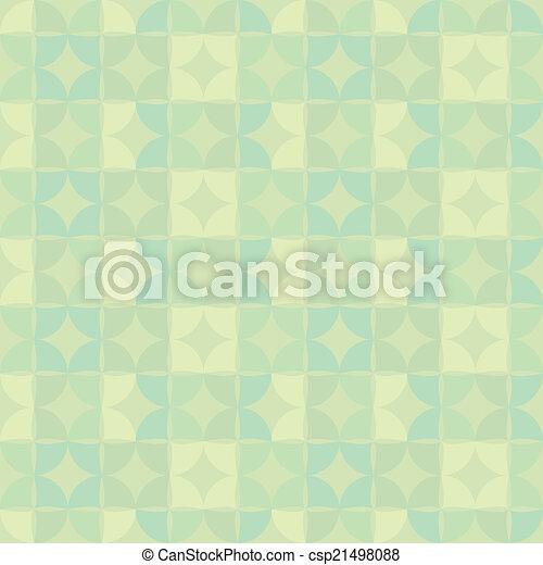 Geometric seamless pattern. Vector background - csp21498088