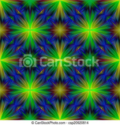geometrisch, achtergrond - csp20920814