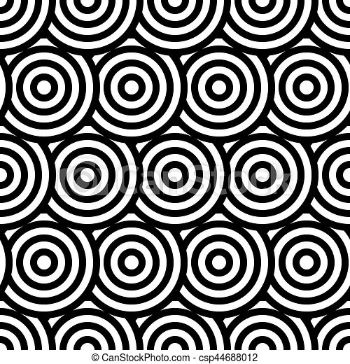 geometrisch, moderne, pattern., seamless, textuur - csp44688012