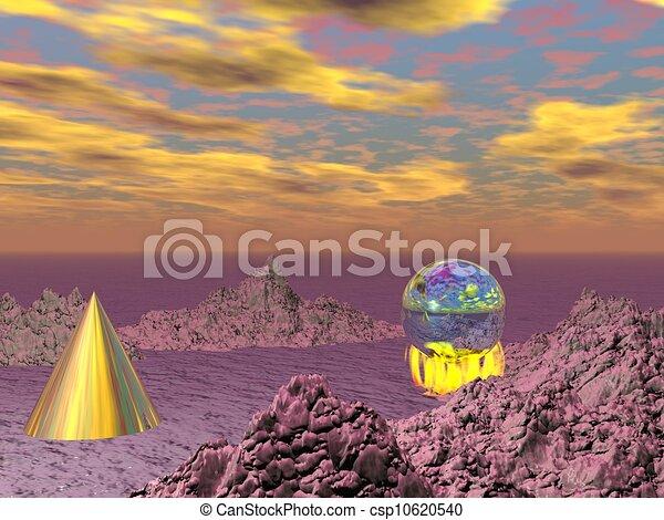 Geometry Rocks! - csp10620540