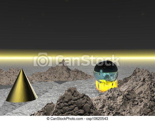 Geometry Rocks! - csp10620543
