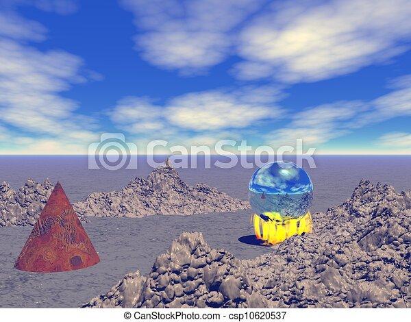 Geometry Rocks! - csp10620537
