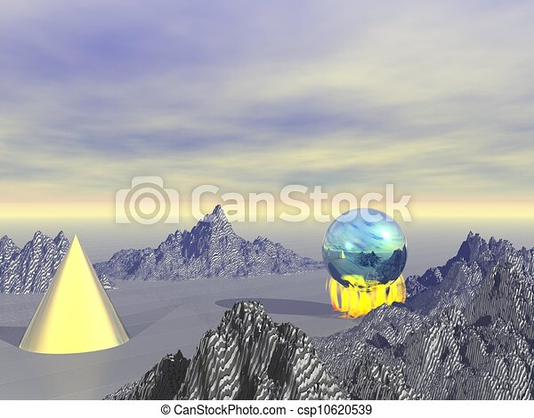 Geometry Rocks! - csp10620539