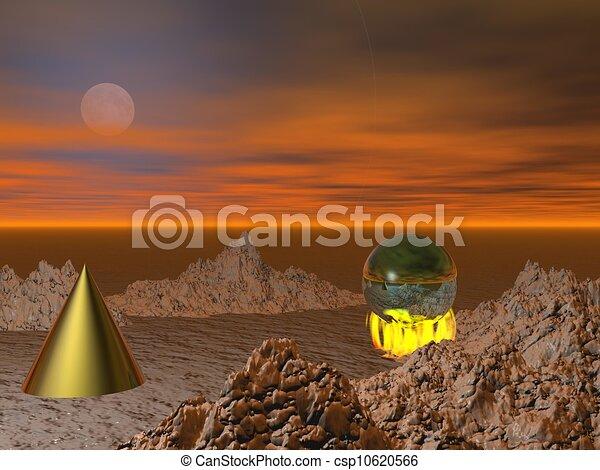 Geometry Rocks! - csp10620566
