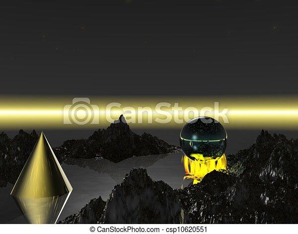 Geometry Rocks! - csp10620551