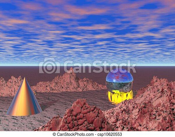 Geometry Rocks! - csp10620553