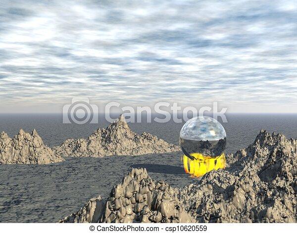 Geometry Rocks! - csp10620559