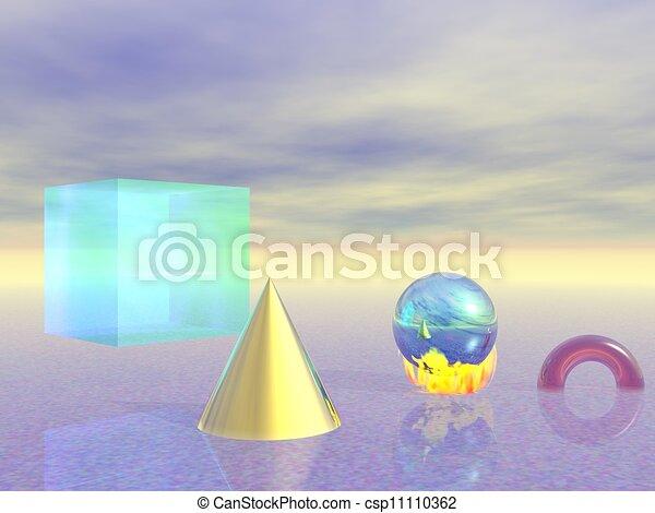 Geometry - csp11110362