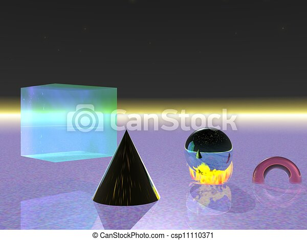 Geometry - csp11110371