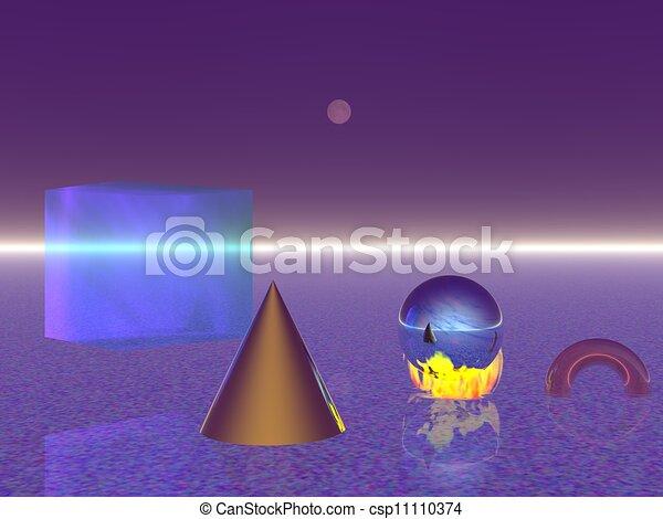 Geometry - csp11110374