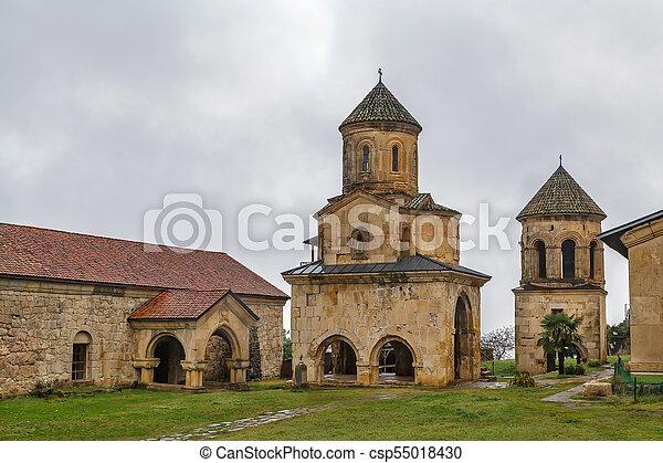 monasterio Gelati, Georgia - csp55018430