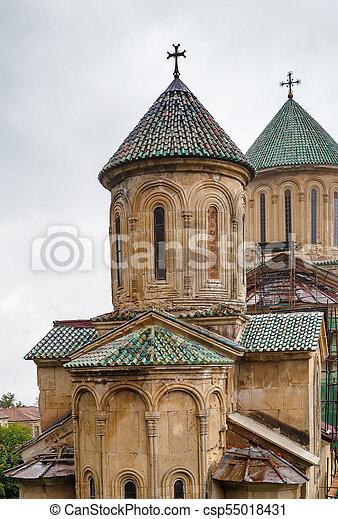 monasterio Gelati, Georgia - csp55018431