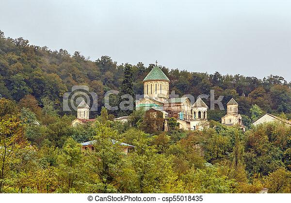 monasterio Gelati, Georgia - csp55018435